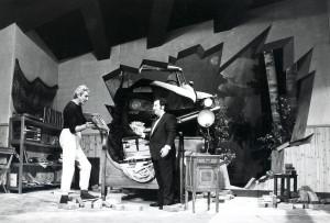 Wakter Chiari, Gus - Ruggero Cara, Jerry